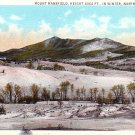 Mount Mansfield in Northern Vermont VT, Vintage Postcard - 4010
