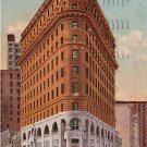 Crocker Building in San Francisco California CA, Edward H Mitchell 1909 Vintage Postcard - M0014