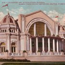 AYPE Exposition, Manufactures Building at Seattle Washington WA,  Edward H Mitchell Postcard - M0016