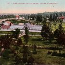 Point Defiance Park in Tacoma Washington WA, Edward H Mitchell 1909 Vintage Postcard - M0019