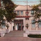 AYPE Exposition, Emergency Hospital in Seattle Washington WA,  Edward H Mitchell Postcard - M0026