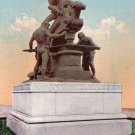 Donahue Monument, San Francisco CA, Edward H Mitchell 1909 Vintage Postcard - M0043