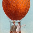 A California Honeymoon Exaggerated Edward H Mitchell 1910 Vintage Postcard - M0083