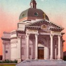 Church of the Holy Family in San Jose, CA Edward H Mitchell 1911 Vintage Postcard - M0136