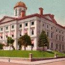 Post Office in Portland Oregon OR Edward H Mitchell 1906 Postcard - M0155