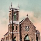 St. Patricks Church in Tacoma Washington WA Edward H Mitchell 1908 Postcard - M0164
