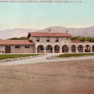 Southern Pacific Depot in Santa Barbara CA Edward H Mitchell 1907 Postcard - M0165