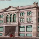 Elks Hall in San Diego California CA, Edward H Mitchell 1907 Postcard - M0191