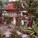 Japanese Tea Garden in San Francisco California CA Edward H Mitchell Vintage 1908 Postcard - M0205
