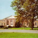 Lynn Hall at Hanover College in Hanover Indiana IN, Chrome Postcard - BTS 13