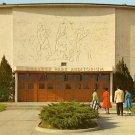 College Park Auditorium in Jackson Mississippi MS, Chrome Postcard - BTS 24