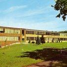 Inter Lakes High School at Meredith New Hampshire NH, Chrome Postcard - BTS 52