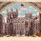 City College of New York NY, 1947 Vintage Postcard - BTS 102