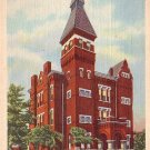 Vincennes University in Indiana IN, 1936 Curt Teich Linen Postcard - BTS 116