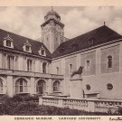 Germanic Museum at Harvard University in Cambridge Massachusetts MA Vintage Postcard - BTS 176
