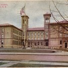 East High School in Rochester New York NY 1910 Vintage Postcard - BTS 189
