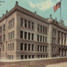 Boys High School in Reading Pennsylvania PA, Vintage Postcard - BTS 197