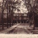 State Industrial School in Vergennes Vermont VT, 1906 Real Photo Post Card - BTS 209