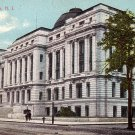 City Hall in Newark New Jersey NJ, Vintage Postcard - 4067
