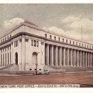 NY Post Office Building in New York City, Vintage Postcard - 4110