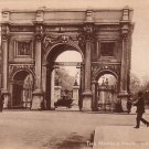 The Marble Arch in London England, Raphael Tuck & Sons Vintage Postcard - 4148