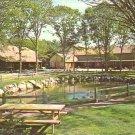 The Gift Barn in Charlestown Rhode Island RI, Chrome Postcard - 4187