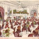 Main Restaurant of The Blackstone Hotel in Chicago Illinois IL, Vintage Postcard - 4233