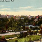 Wright Park in Tacoma Washington WA, Vintage Postcard - 4266