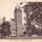 Gray Chapel in Delaware Ohio OH, Vintage Postcard - 4278
