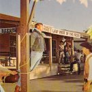 Quick Justice West of the Pecos at Six Flags over Texas TX in Dallas, Chrome Postcard - 4398