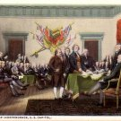 10 Vintage Postcards of Historic Events in United States History - 4478