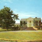 Lakeview Home of Dr. & Mrs. John D. Dyer in Houston Mississippi MS, Chrome Postcard - 4544