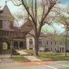 Hancock Congregational Church in Lexington Massachusetts MA Chrome Postcard - 4556
