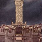 White City Amusement Park Electric Tower & Band Stand in Chicago Illinois IL Vintage Postcard - 4586