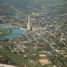 Aerial View of Columbus Ohio OH Chrome Postcard - 4601