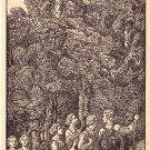 Vufftieg, Michaelis Artist Signed Vintage Postcard - 4616