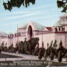 Palaces at Panama Pacific International Exhibition 1915 Postcard - 4752