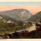 Scenic View of Delaware Water Gap in Pennsylvania PA Curt Teich Vintage Postcard - 4817