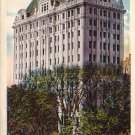 Bell Telephone Building in Albany New York NY 1922 Curt Teich Vintage Postcard - 4875