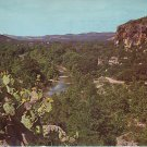 Rugged but Beautiful Texas Country TX Chrome Postcard - 4896