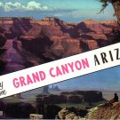 Howdy from Grand Canyon Arizona AZ Chrome Postcard - 4914