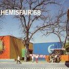 El Encanto De Un Pueblo 1968 Hemisfair World's Fair in San Antonio Texas TX Postcard - 5018