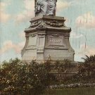 Margaret Statue in New Orleans Louisiana LA 1908 Vintage Postcard - 5032