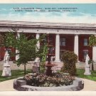 North Texas College Sherman Texas TX Vintage Postcard - 5050