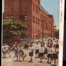 School Girls in Japan Mid Century Vintage Postcard - 5060