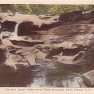 Pool Diana's Baths in North Conway New Hampshire NH Vintage Postcard - 5081