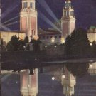 Italian Towers at Panama Pacific International Exposition San Francisco California CA - 5089