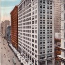 Dearborn Street Chicago Illinois IL Vintage Postcard - 5091
