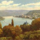 Boppard in Rhineland-Palatinate, Germany Vintage Postcard - 5100