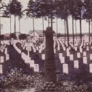 The National Cemetery in Arlington Virginia VA Vintage Postcard - 5114